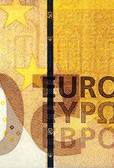 Neuer 50€ Schein - Der Magnetstreifen